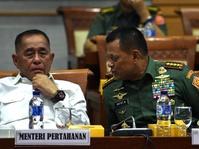 Respons Menhan & Panglima TNI Soal Deklasifikasi Dokumen 65 oleh AS