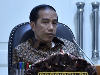Jokowi Sebut Pemerintahannya Tak Hanya Bangun Infrastruktur