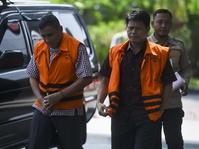 Para Pejabat Kemendes Suap Auditor BPK Pakai Duit Patungan