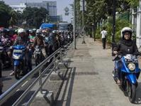 Bulan Tertib Trotoar Diperpanjang Hingga September 2017