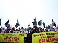 Polda Metro Jaya Turunkan 18 Ribu Personel Amankan Aksi 299