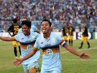 Hasil Laga Persela vs PS TNI: Samsul Arif Cetak 1 Gol