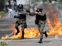 Venezuela Klaim Gagalkan Upaya Kudeta Militer di Valencia