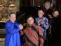 SBY-Prabowo akan Awasi Pemerintah agar Tak Melampaui Batas