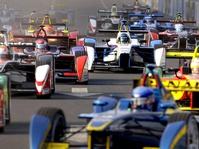Adu Balap Mobil Listrik dengan Formula E