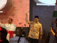 Wapres JK Serukan Perdamaian Saat Tutup Asian Youth Day 2017
