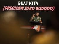Panglima TNI Harus Klarifikasi Isu 5 Ribu Senjata Ilegal