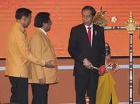 Hanura Sebut Cawapres 2019-2024 Tergantung Pilihan Jokowi