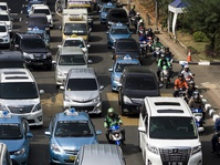 GAMPAR Rencana Turun ke Jalan, Polisi Siap Siaga