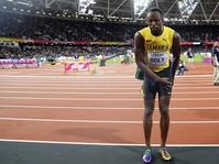Akhirnya Usain Bolt Pun Berhenti Berlari