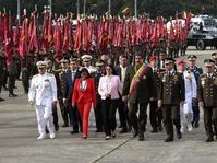 Venezuela Lanjutkan Perburuan Pemimpin Kudeta Militer