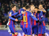 Messi Lunasi Dendam Barcelona Libas Juventus 3-0