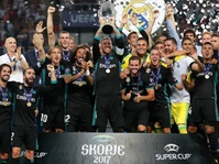 Hasil Laga Real Madrid vs MU Skor Akhir 2-1