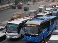 Bus Transjabodetabek Dinilai Belum Beroperasi Maksimal