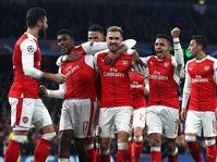 Hasil Arsenal vs Tottenham Hotspurs Skor Akhir 2-0