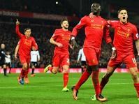 Hasil & Klasemen Liga Inggris: Liverpool Bungkam Arsenal 4-0