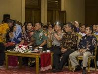Warga Diminta Mewaspadai Upaya Adu Domba TNI, Polri dan BIN