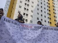 Konflik Penghuni Rusun, PR Lama yang Menanti Anies-Sandi