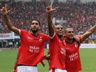 Liga GoJek Traveloka: Hasil Akhir Persija vs Semen Padang Skor 2-0