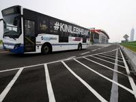 Sandiaga Uno Kaji Tenaga Listrik untuk Bus TransJakarta
