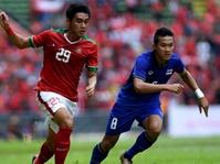 Hasil Timnas Indonesia U-22 vs Timor Leste Babak Pertama 1-0
