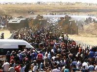 Pengungsi asal Suriah Rindu Kampung Halaman Meski Hancur