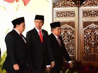 Jokowi Banggakan Kemudahan Berbisnis dan Investment Grade