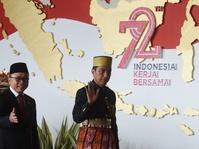 Jokowi Minta Agenda Konsolidasi Demokrasi Dituntaskan