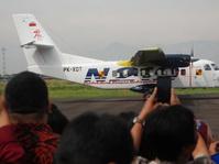 Presiden Jokowi Resmi Beri Nama Pesawat N-219 dengan Nurtanio