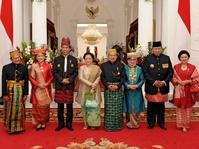 SBY & Megawati Hadiri Upacara HUT RI Bersama Pertama Kalinya