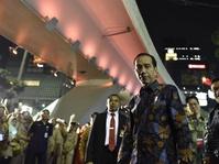 Jokowi Akui Sudah 10 Kali Lewat Simpang Susun Semanggi