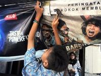 Surga Rokok Anak-anak itu Ada di Indonesia