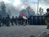 Usai Kerusuhan di Freeport, TNI-Polri Tingkatkan Kesiagaan