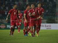 Hasil Akhir Timnas Malaysia vs Myanmar Skor 3-1