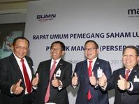 Bank Mandiri Targetkan Pendapatan Non Bunga Hingga 20 Persen