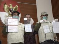 KPK Menetapkan 2 Tersangka Hasil OTT di PN Jaksel