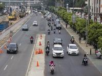 Larangan Motor di Sudirman & Rasuna Said Sampai Akhir 2017