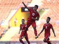 Jadwal & Siaran Langsung Timnas U-22 Indonesia vs Suriah Kamis Ini