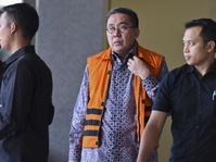 JPU KPK Tuntut Gubernur Bengkulu Nonaktif 10 Tahun