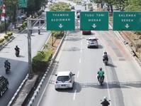 Pemprov DKI Jakarta Batalkan Uji Coba Larangan Sepeda Motor