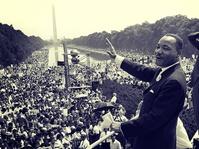 Pidato Martin Luther King Dorong Amerika Hapus Rasisme