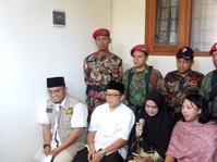 Jokowi Didesak Segera Temui Keluarga Novel Baswedan