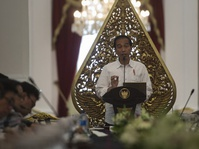 Presiden Jokowi: 2018 Tahun Politik, Jangan Kecewakan Publik