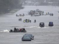 KJRI Houston Sediakan Shelter Bantu WNI Korban Badai Harvey