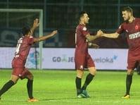 Hasil PSM Makassar vs Madura United Skor Akhir 6-1
