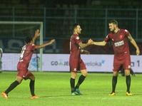 PSM Tak Diperkuat Pemain Utama saat Kontra Sriwijaya FC