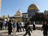 Kasus Yerusalem Harus Dilihat dari Sisi Kemanusiaan Bukan Agama