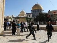Buku IPS yang Memuat Ibu Kota Israel Yerusalem Diminta Ditarik