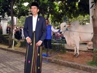 Jokowi Enggan Jelaskan Lokasi Pembangunan Bandara Sukabumi