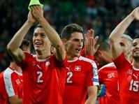 Jadwal Kualifikasi Piala Dunia 2018 Grup B: Latvia vs Swiss